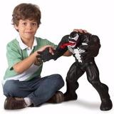 Boneco Venom Premium Gigante - Mimo - Marvel Promoção Ok.