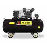Compresor 300 Litros 3 Hp Krafter, Fullmak Chile