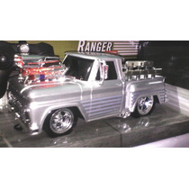 Ford Ranger Clasica Escala 1:14 Original Radiocontrol Luces