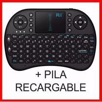 Mini Teclado Inalambrico Control Remot Pc, Xbox, Tv Box