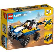 Lego Creator 31087 Buggy De Las Arenas: Buggy Avión Y Cuatri
