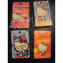 Portasube De Acrilico De Hello Kitty O Gatito Divino