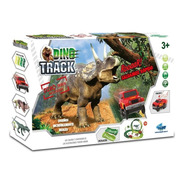 Pista Flexible Dino Track 108 Pieza Orig Next Point