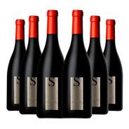 Vino Familia Schroeder Pinot Noir Caja X6 Unidades