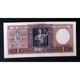 Billete Argentino 1 Peso (m/n) Leyes 12962-13571 (1947-1957)