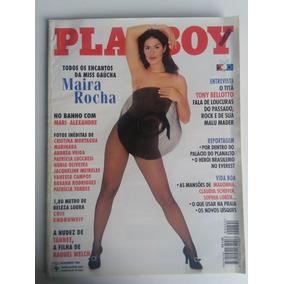 Revista Playboy 244 Nov 1995 Maria Rocha 4