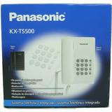 Telefono Panasonic Kx-ts500 Blanco Nuevo