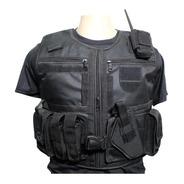 Capa De Colete Balístico Militar Policial Segurança Privada