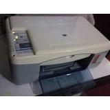 Impresora Multifuncion Hp F380 S/cartuchos C/fuente Orig.
