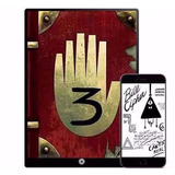 Gravity Falls Diario 3 Libro Digital Imprimible A Color Pdf