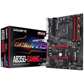 Motherboard Gigabyte Ga-ab350-gaming Am4 Ddr4 Envio 2