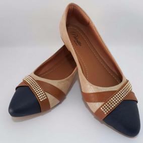 Calçado Sapatilha Numeração Grande Especial 40 - 44 Promoção