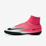 Tenis Botín Multitaco Nike Mercurialx Victory Vi Color Rosa