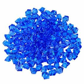 Piedras Preciosas De Acrílico Rocas De Cristal De Hielo Par