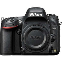 Nikon Digital Slr D610 Só Corpo 24 Mpixel