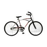 Bicicleta Rodado 26 Futura 1011 Playera Paseo Dama Hombre