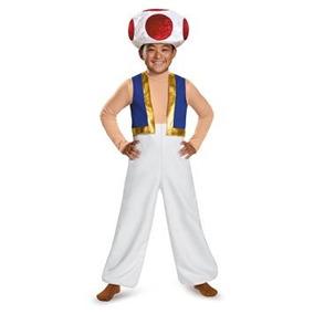 Disfraz Para Niño Disfraz Sapo De Vestuario De Lujo, Grande