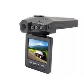 Câmera Gravador Carro Veicular Vídeo Hd Dvr Segurança Noite