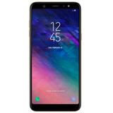 Celular Libre Samsung Galaxy A6 Plus Dorado