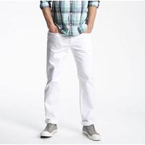 Calça Jeans Sarja Masculina Slin Fit C/ Stretch Moda Homem