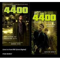 Livros Série The 4400 Temporadas 5 E 6 Final - Frete Gratis!