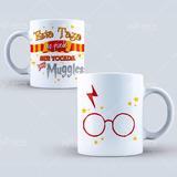 Diseños Y Plantillas Para Tazones De Harry Potter