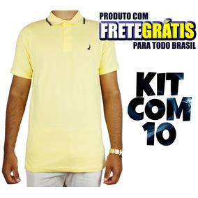 Burberry Gola Polo Exclusiva Otimo - Camisas no Mercado Livre Brasil 0dbe245590798