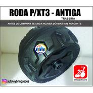 Roda Traseira P/ Moto Xt3 6v Bandeirante Antiga (1 Roda)