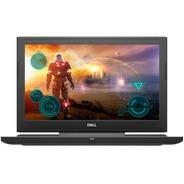 Notebook Gamer Dell G5 I7 8va Hexa Core 8gb De Ram Ssd 128gb + Hdd 1tb Nvidia Gtx1050ti 4gb Dedicada 15,6 Pulg Fullhd