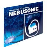 Nebulizador Ultrasonico Minisonic Con Garantía