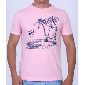 Camisa Lisa Mcallister - Coconut Tree