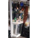 Bar Esquinero 1,90x 0,50 Lustre Wengue