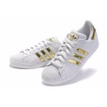 Zapatillas Adidas Superstar Talles 35 A 44-showroom Belgrano