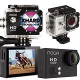 Camara Noga Pro Extreme 1080p Full Hd Wifi Hdmi + Accesorios