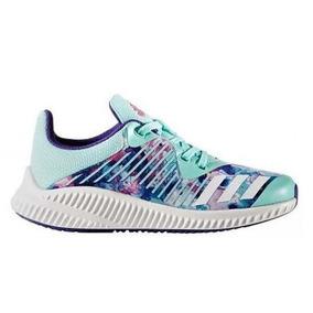 Zapatillas adidas Fortarun K Ath Aqua Niños - adidas