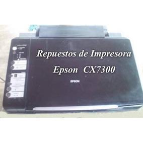 Impresora Epson Modelo Cx7300 (solo Repuestos)