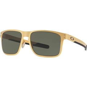 65a1ba9985cbc Oculos Infinity Gold De Sol - Óculos De Sol Oakley Holbrook no ...
