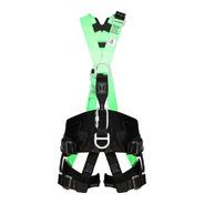 Cinto Paraquedista 5 Pontos - Resgate Rapel Trabalho Altura