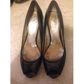 Zapato Tacon Zapatilla Dama Guess Original Usado 9 39 40