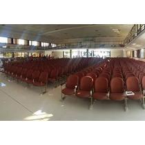 Poltronas Auditorios E Cadeiras De Igrejas E Longarinas Dire