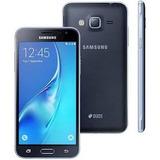Samsung J3 (2016) Duos - 8 Gb - Preto - Gsm