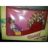 Antiguas Muñecas Tammy,nuevo Y Sin Uso,decada 80/ 90