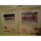 Publicidad Chevy Tc Traverso Hernandez Vw Polo Año 1997