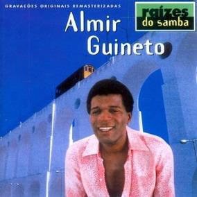Cd Almir Guineto - Raiz Do Samba - Original E Lacrado - Emi