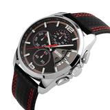 Relógio Skmei Original Mod. 9106 Com Cronógrafo Prova D