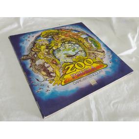 Zoo Poesia - Dario Bittencourt - Autografado