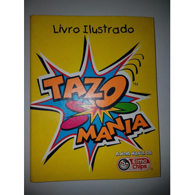 Album Tazo Elma Chips Completo Looney,animaniacs,tiny,mascar