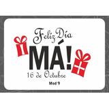 Vinilo Decorativo - Dia De La Madre - Feliz Dia Mamá