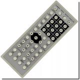 Controle Remoto Para Dvd Player Foston Modelo Fs-838