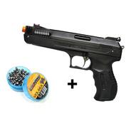 Pistola Pressão Beeman 5.5 Mm + 125 Chumbinhos